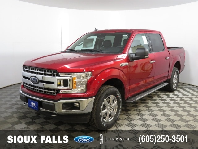 2019 F-150 SuperCrew Cab 4x4,  Pickup #T83050 - photo 1