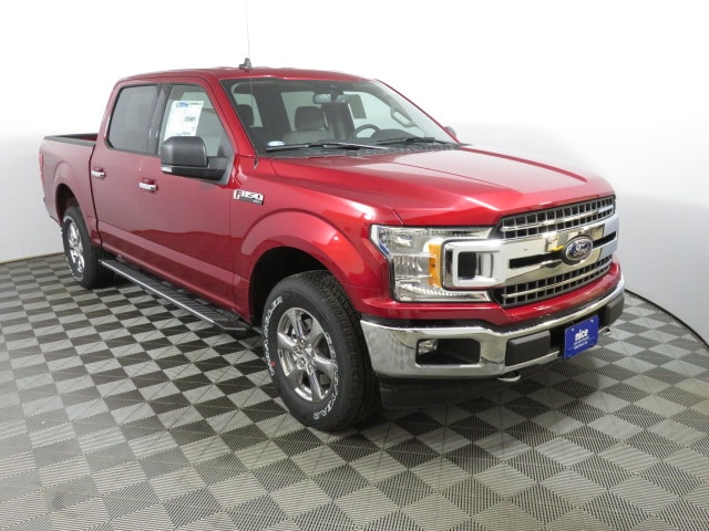 2019 F-150 SuperCrew Cab 4x4,  Pickup #T83050 - photo 3