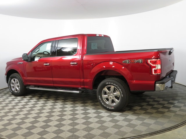 2019 F-150 SuperCrew Cab 4x4,  Pickup #T83050 - photo 2