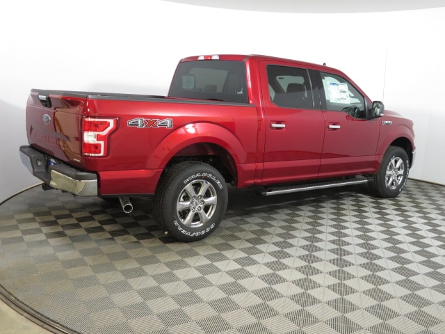 2019 F-150 SuperCrew Cab 4x4,  Pickup #T83050 - photo 4
