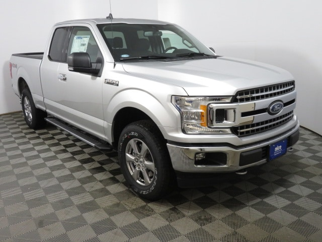 2019 F-150 Super Cab 4x4,  Pickup #T83100 - photo 3