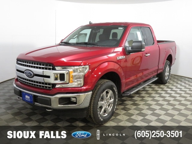 2019 F-150 Super Cab 4x4,  Pickup #T83101 - photo 1
