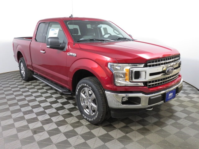 2019 F-150 Super Cab 4x4,  Pickup #T83101 - photo 3