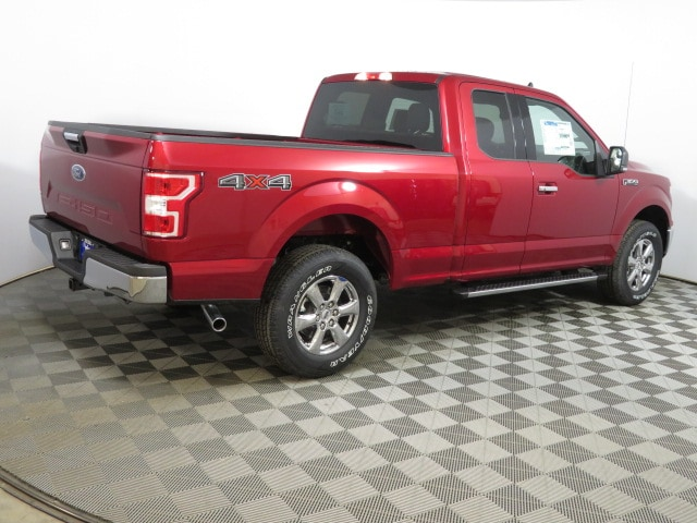 2019 F-150 Super Cab 4x4,  Pickup #T83101 - photo 4