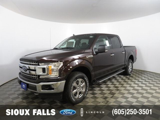 2019 F-150 SuperCrew Cab 4x4,  Pickup #T83111 - photo 1