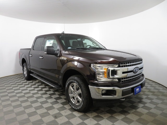 2019 F-150 SuperCrew Cab 4x4,  Pickup #T83111 - photo 3