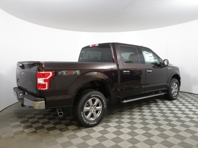 2019 F-150 SuperCrew Cab 4x4,  Pickup #T83111 - photo 4
