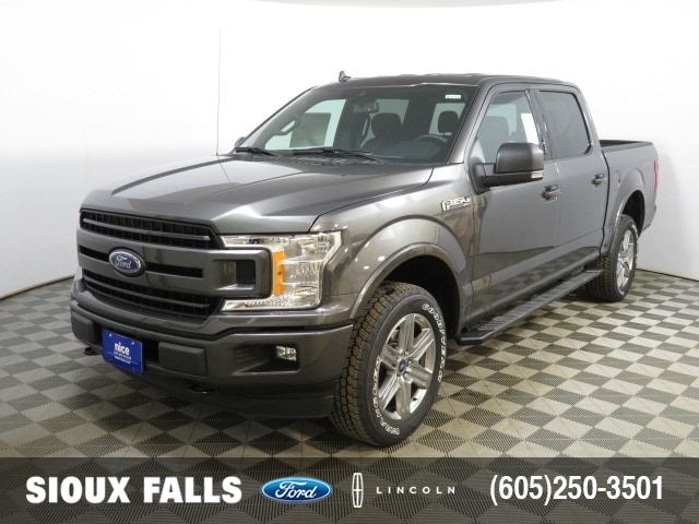 2019 F-150 SuperCrew Cab 4x4,  Pickup #T83113 - photo 1