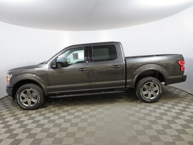 2019 F-150 SuperCrew Cab 4x4,  Pickup #T83113 - photo 5