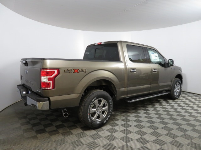 2019 F-150 SuperCrew Cab 4x4,  Pickup #T83115 - photo 4