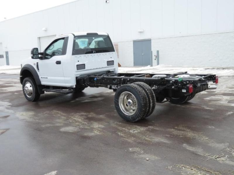2019 F-550 Regular Cab DRW 4x4,  Cab Chassis #T83173 - photo 10