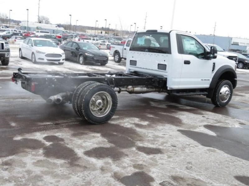 2019 F-550 Regular Cab DRW 4x4,  Cab Chassis #T83173 - photo 12