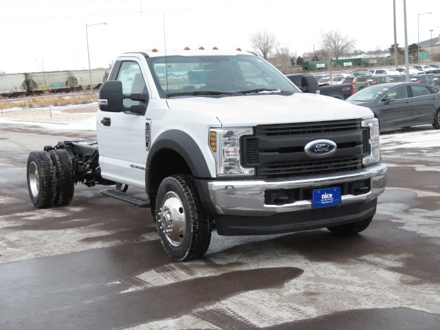 2019 F-550 Regular Cab DRW 4x4,  Cab Chassis #T83173 - photo 3