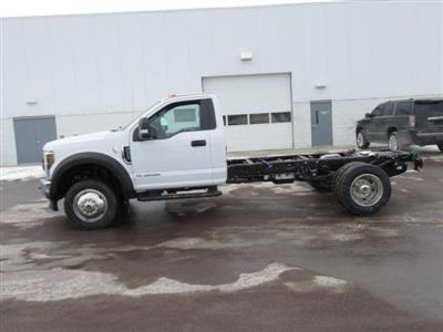2019 F-550 Regular Cab DRW 4x4,  Cab Chassis #T83173 - photo 13