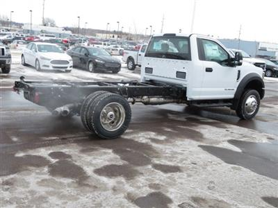 2019 F-550 Regular Cab DRW 4x4,  Cab Chassis #T83173 - photo 4