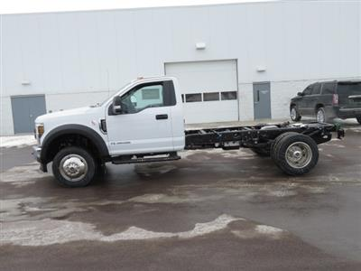 2019 F-550 Regular Cab DRW 4x4,  Cab Chassis #T83173 - photo 5