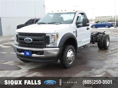 2019 F-550 Regular Cab DRW 4x4,  Cab Chassis #T83173 - photo 9