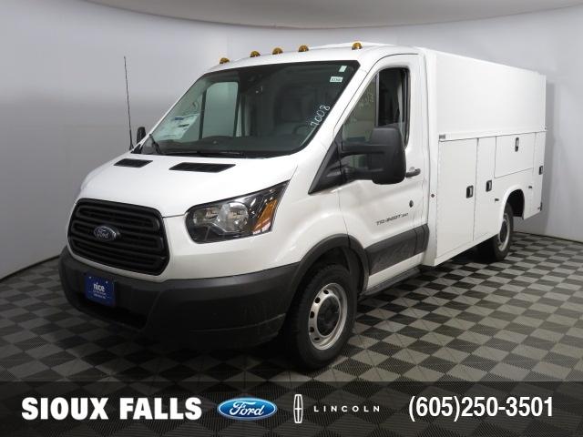 2019 Ford Transit 350 4x2, Knapheide Service Utility Van #T83390 - photo 1