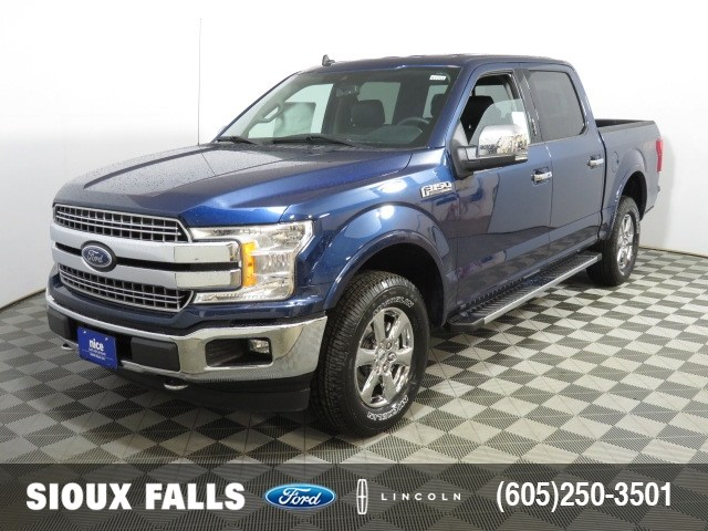 2019 F-150 SuperCrew Cab 4x4,  Pickup #T83754 - photo 1