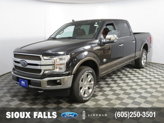 2019 F-150 SuperCrew Cab 4x4,  Pickup #T83938 - photo 1