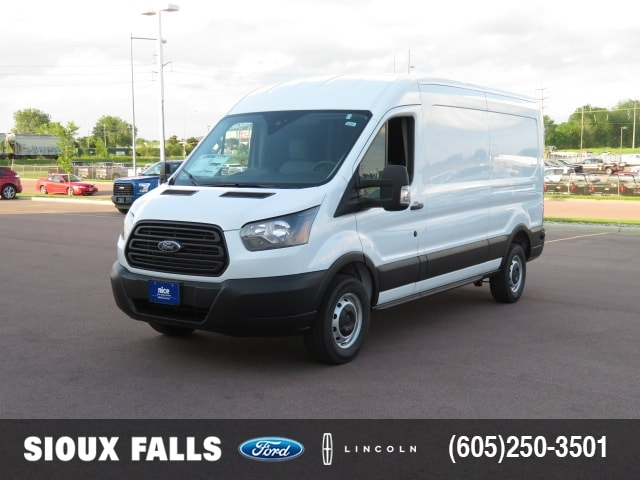 2019 Transit 250 Med Roof 4x2,  Empty Cargo Van #T84201 - photo 1