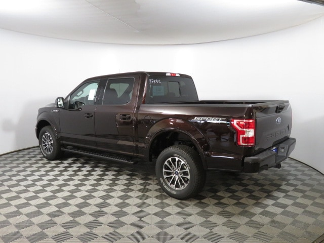 2019 F-150 SuperCrew Cab 4x4,  Pickup #T84633 - photo 1