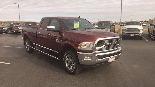 2018 Ram 2500 Crew Cab 4x4 Pickup #R18003 - photo 3