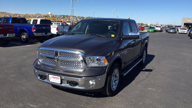 2018 Ram 1500 Crew Cab 4x4, Pickup #R18015 - photo 1