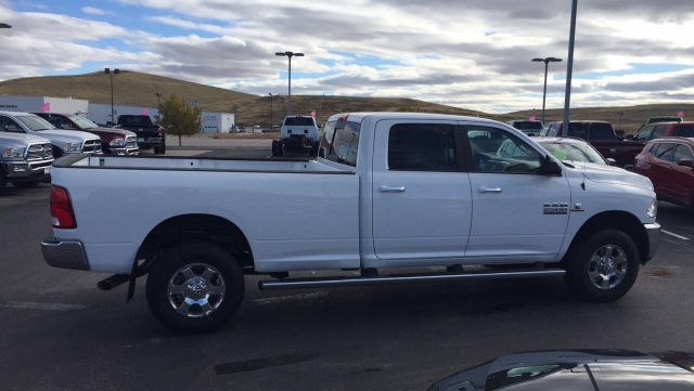 2018 Ram 2500 Crew Cab 4x4 Pickup #R18016 - photo 8