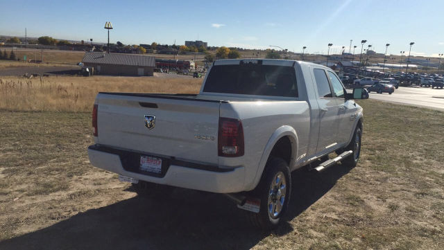 2018 Ram 2500 Mega Cab 4x4 Pickup #R18037 - photo 7