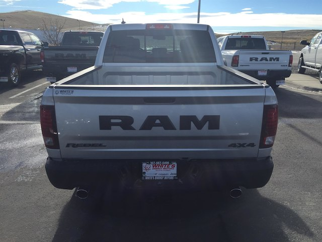 2018 Ram 1500 Crew Cab 4x4, Pickup #R18051 - photo 5