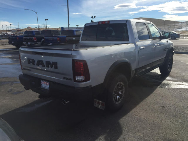 2018 Ram 1500 Crew Cab 4x4, Pickup #R18051 - photo 2