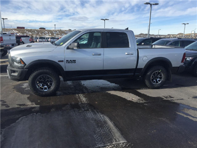 2018 Ram 1500 Crew Cab 4x4, Pickup #R18051 - photo 4