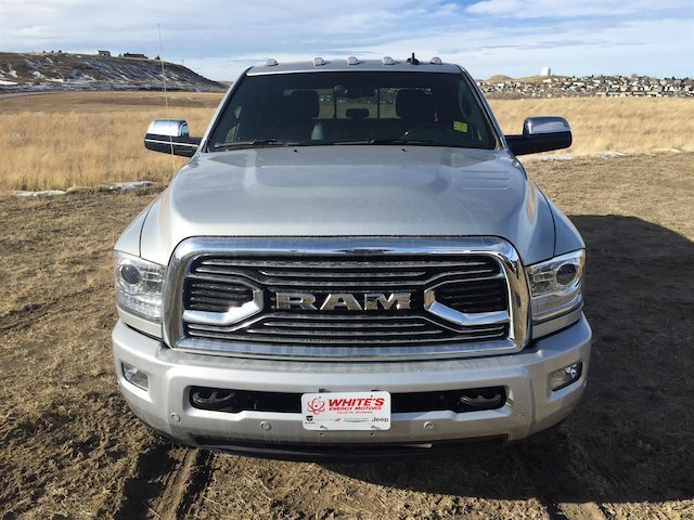 2018 Ram 3500 Crew Cab DRW 4x4 Pickup #R18075 - photo 3