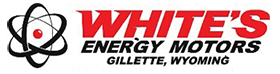 White's Energy Motors logo