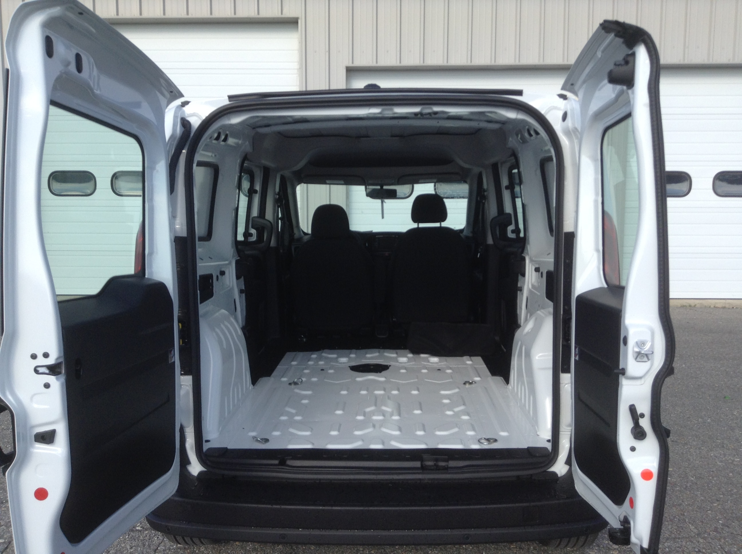 2017 ProMaster City Cargo Van #PC617 - photo 2