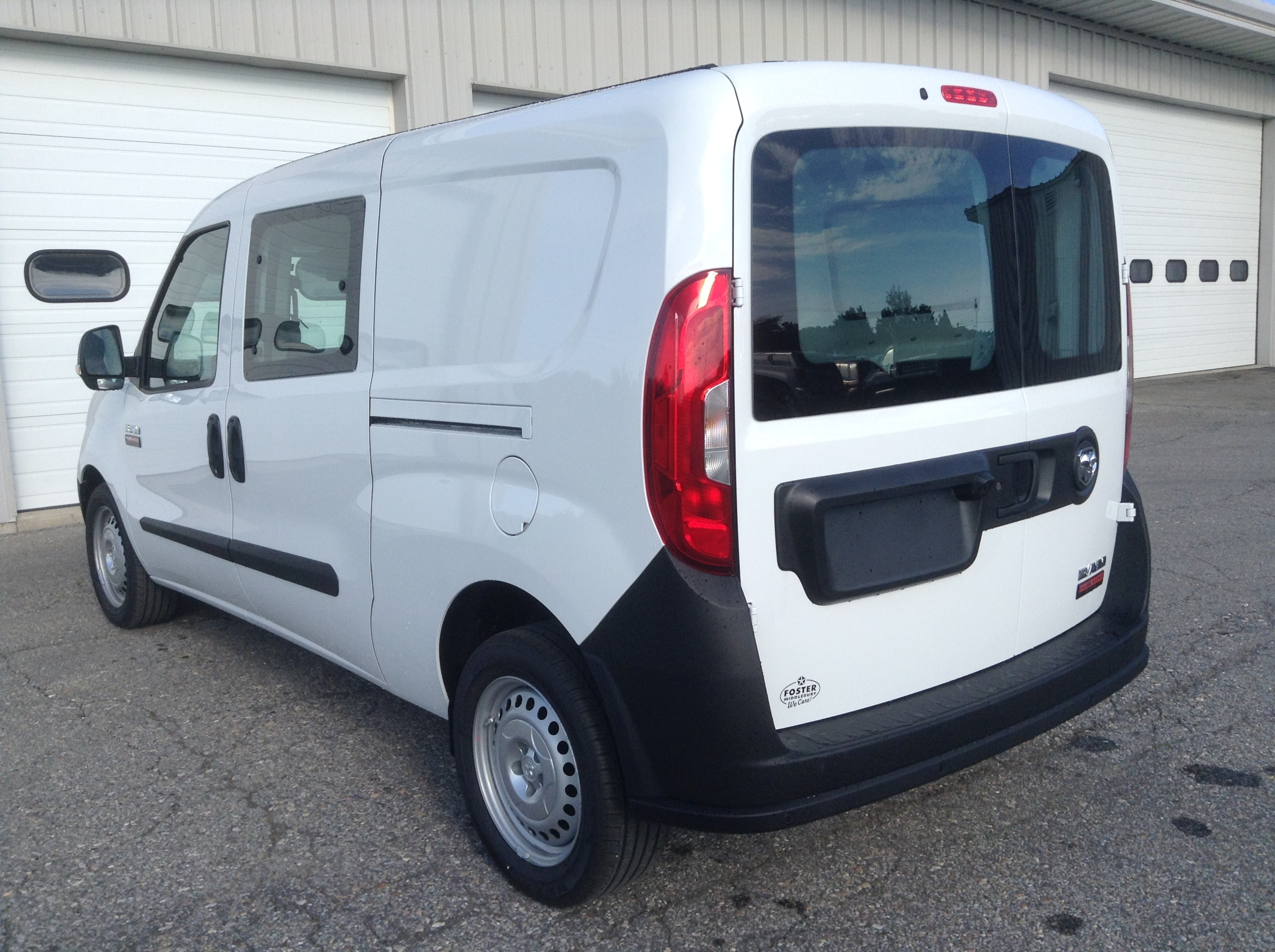 2017 ProMaster City Cargo Van #PC617 - photo 3