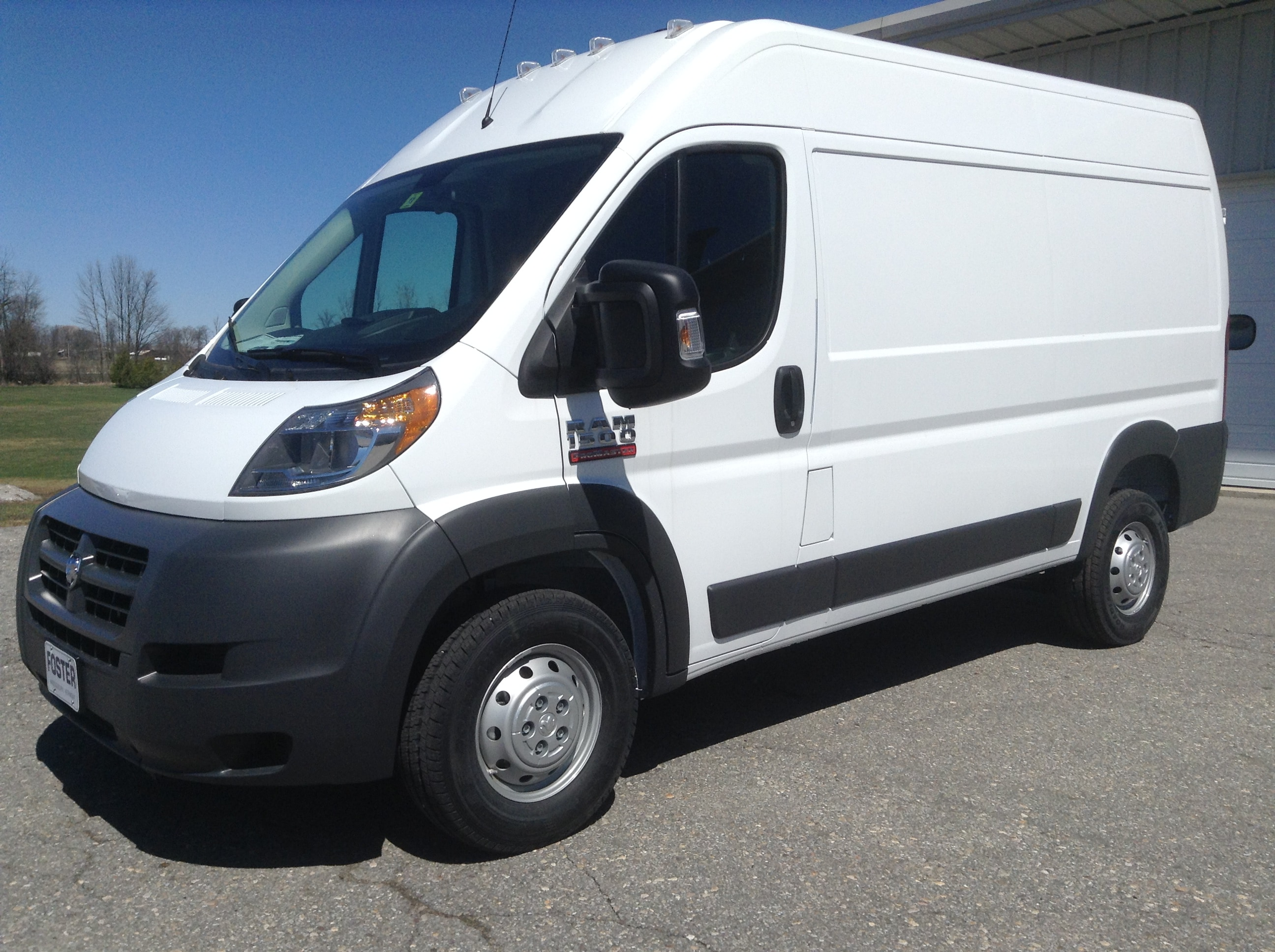 2017 ProMaster 1500 Cargo Van #PM517 - photo 1