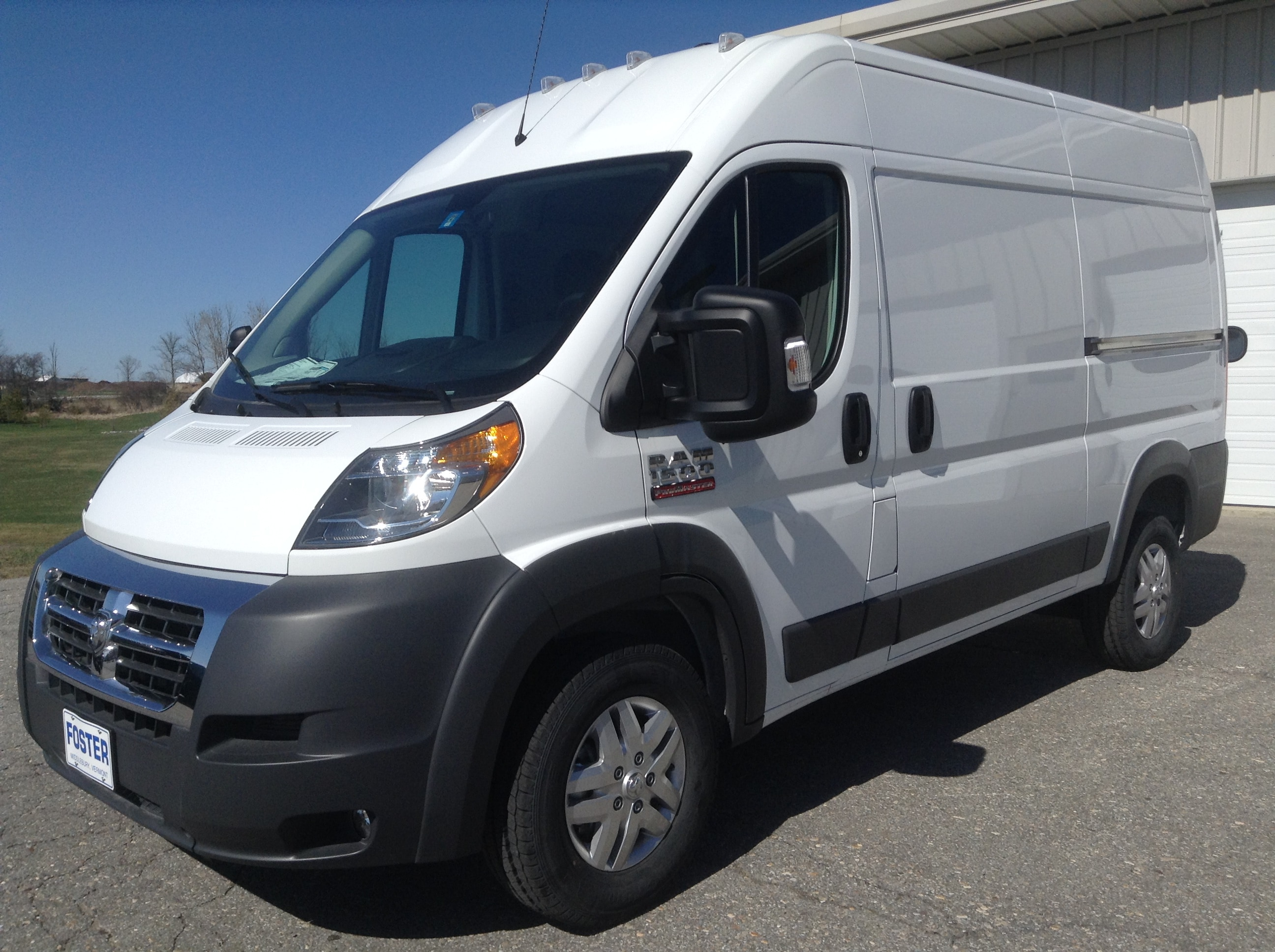 2017 ProMaster 1500, Cargo Van #PM617 - photo 1