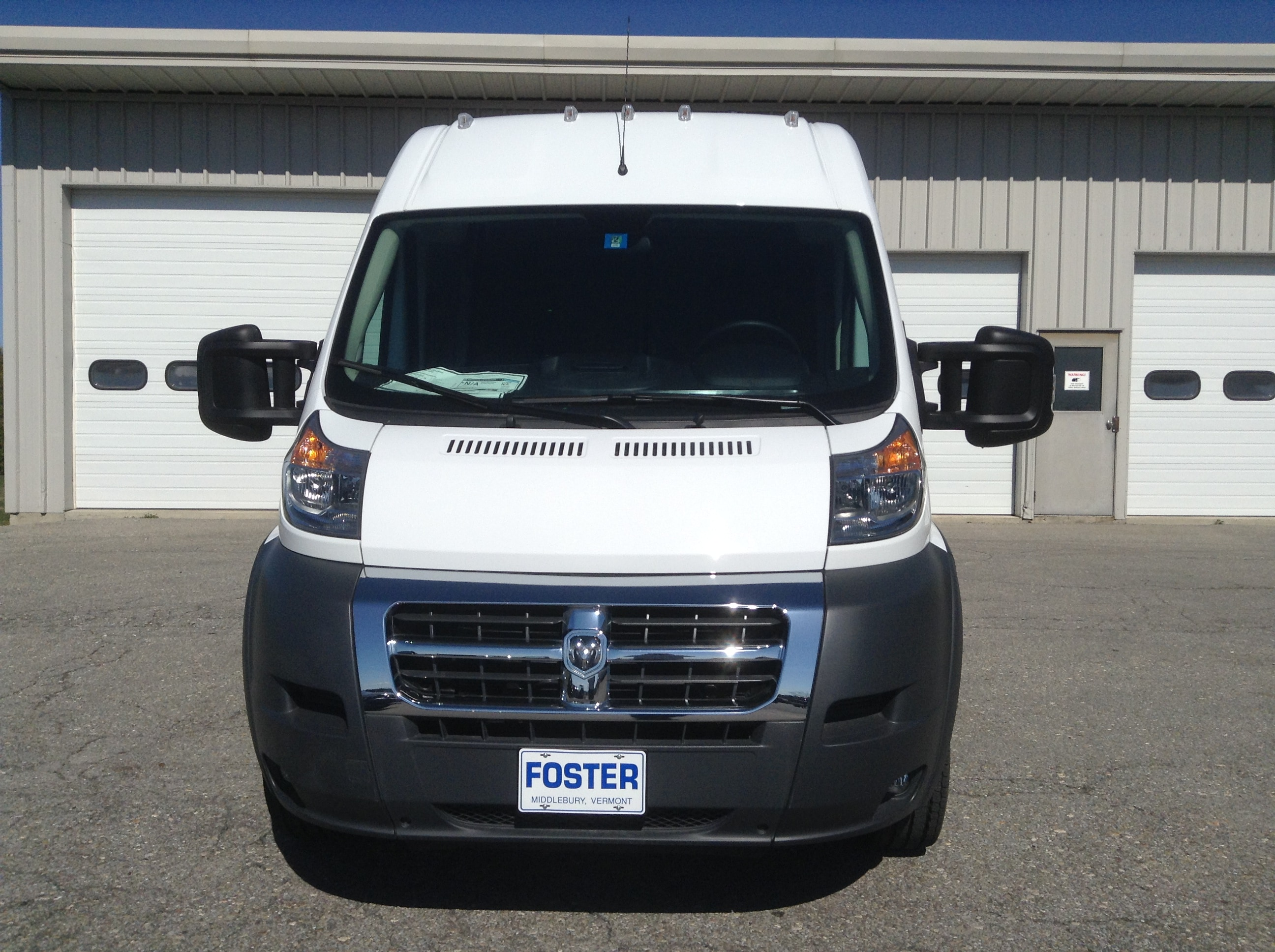 2017 ProMaster 1500 High Roof Cargo Van #PM617 - photo 4