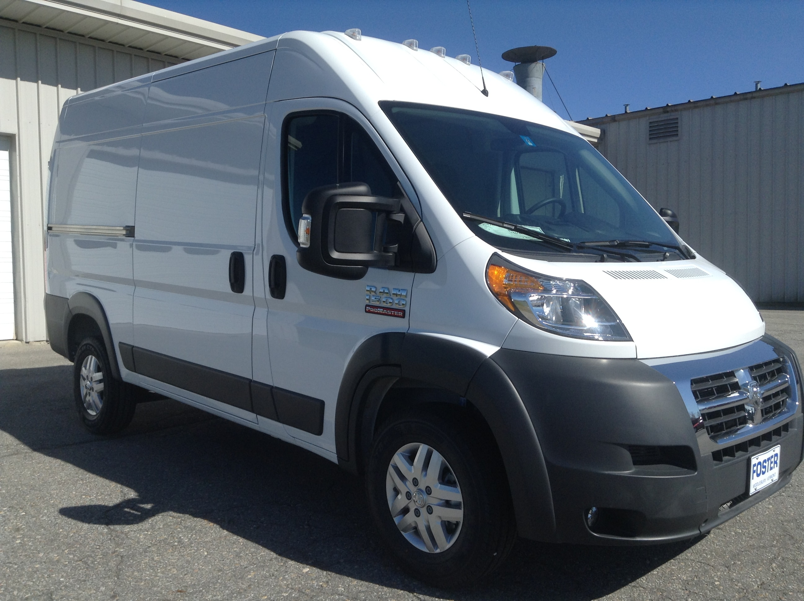 2017 ProMaster 1500 High Roof Cargo Van #PM617 - photo 5