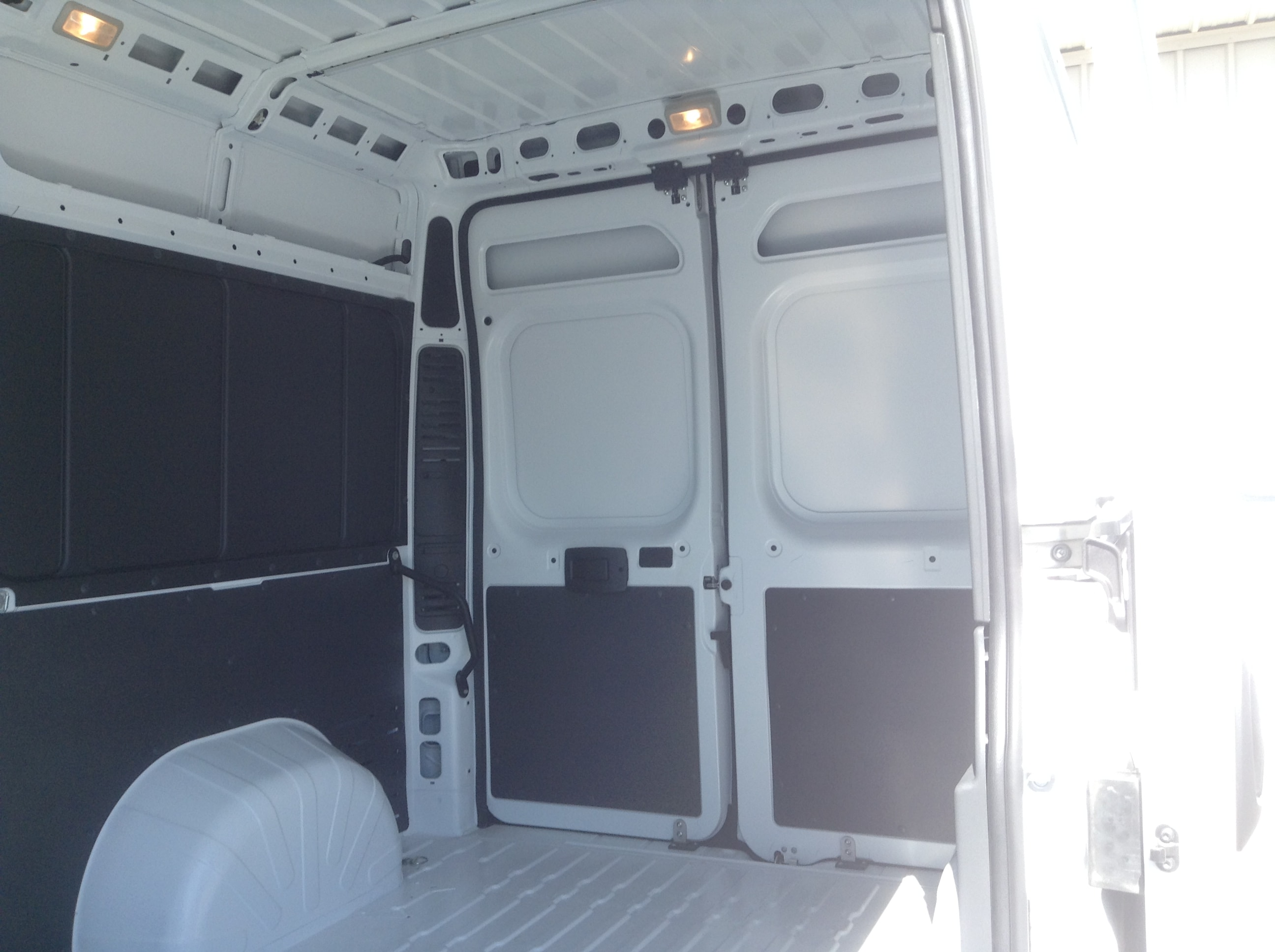 2017 ProMaster 1500 High Roof Cargo Van #PM617 - photo 40