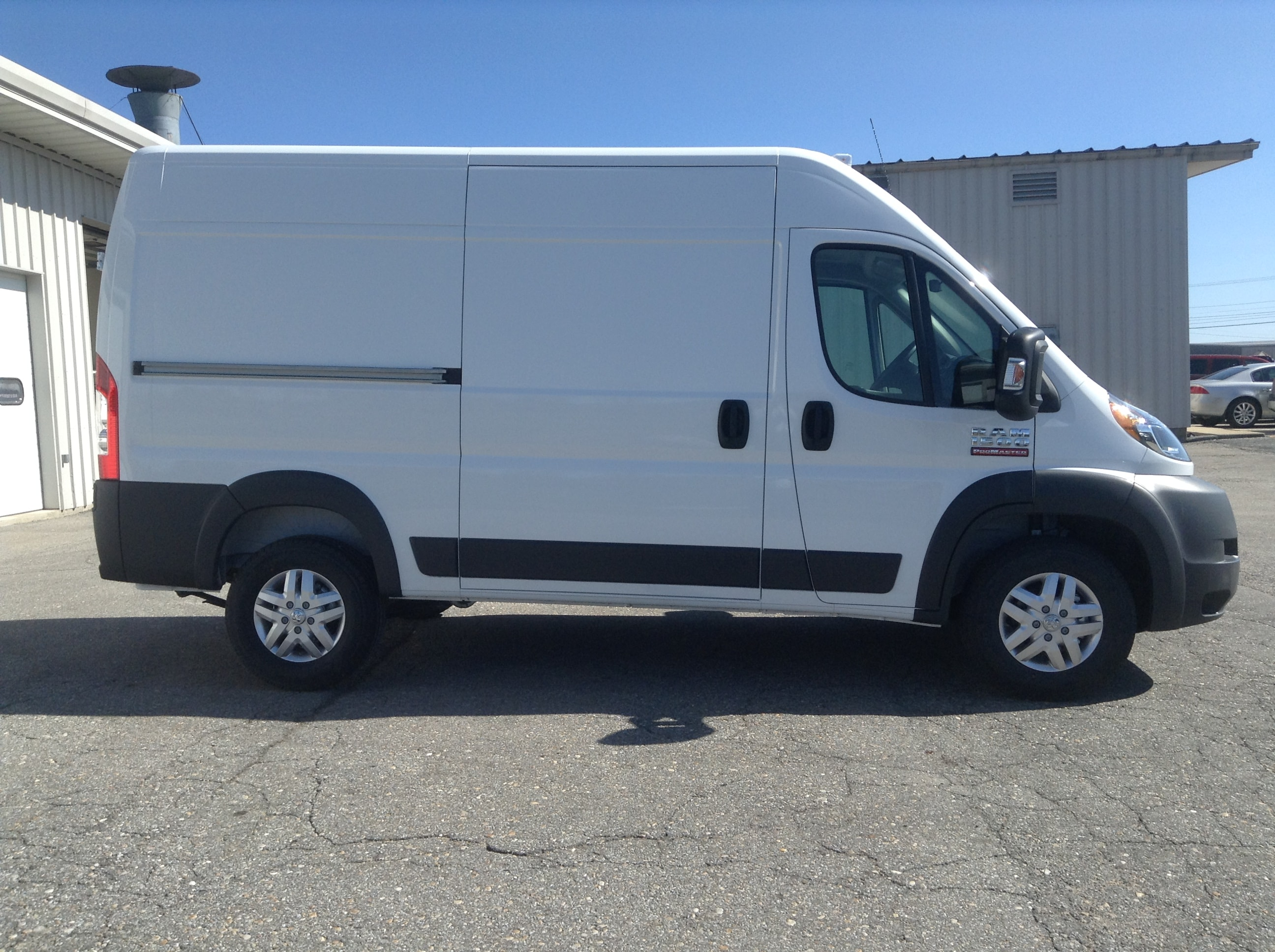 2017 ProMaster 1500 High Roof Cargo Van #PM617 - photo 6