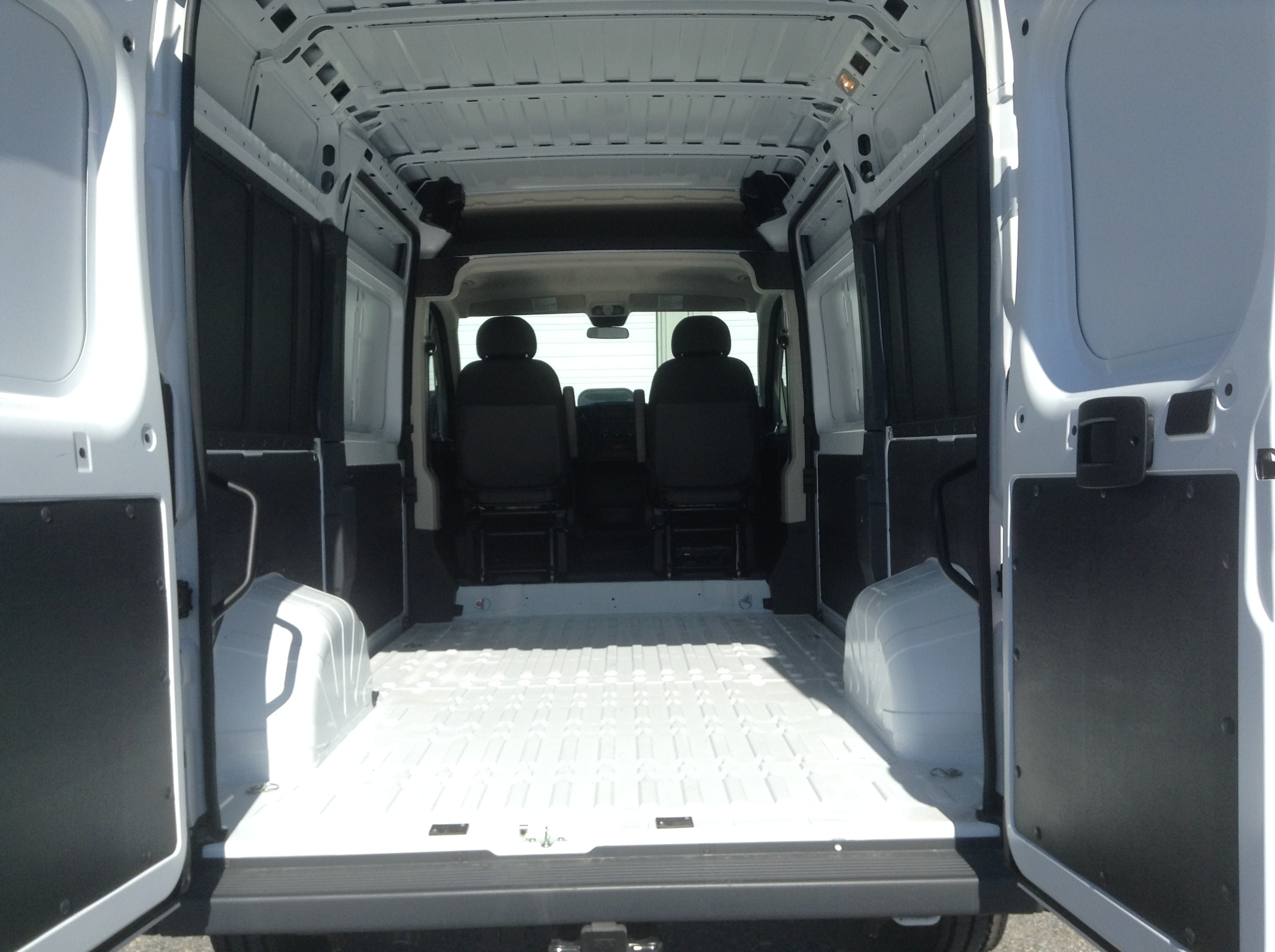 2017 ProMaster 1500 High Roof Cargo Van #PM617 - photo 2