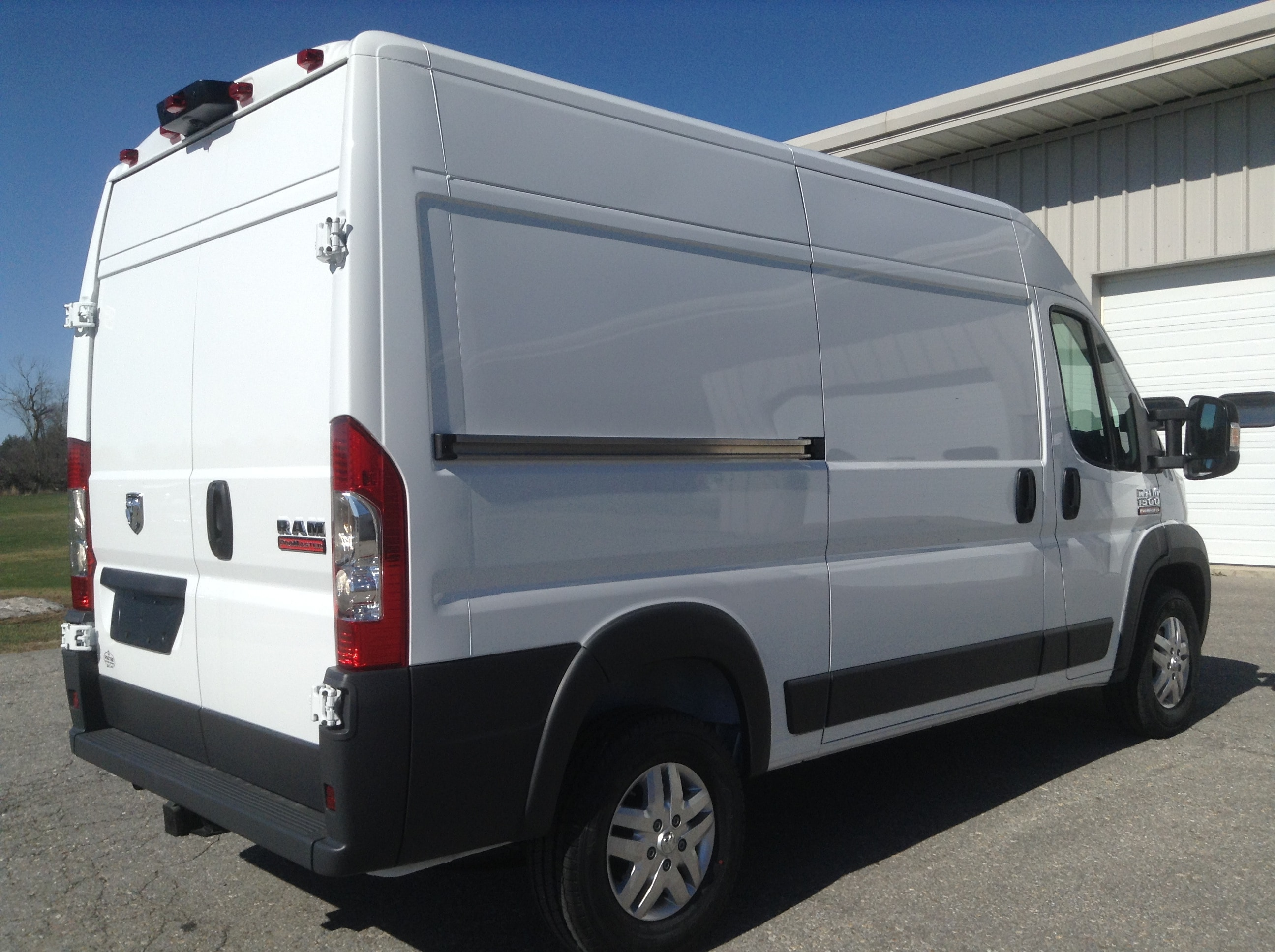 2017 ProMaster 1500 High Roof Cargo Van #PM617 - photo 7