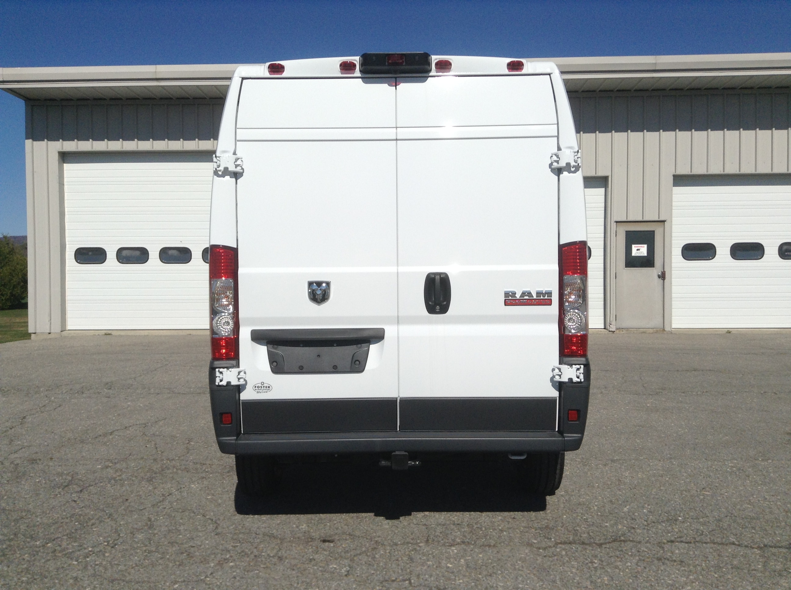2017 ProMaster 1500 High Roof Cargo Van #PM617 - photo 8