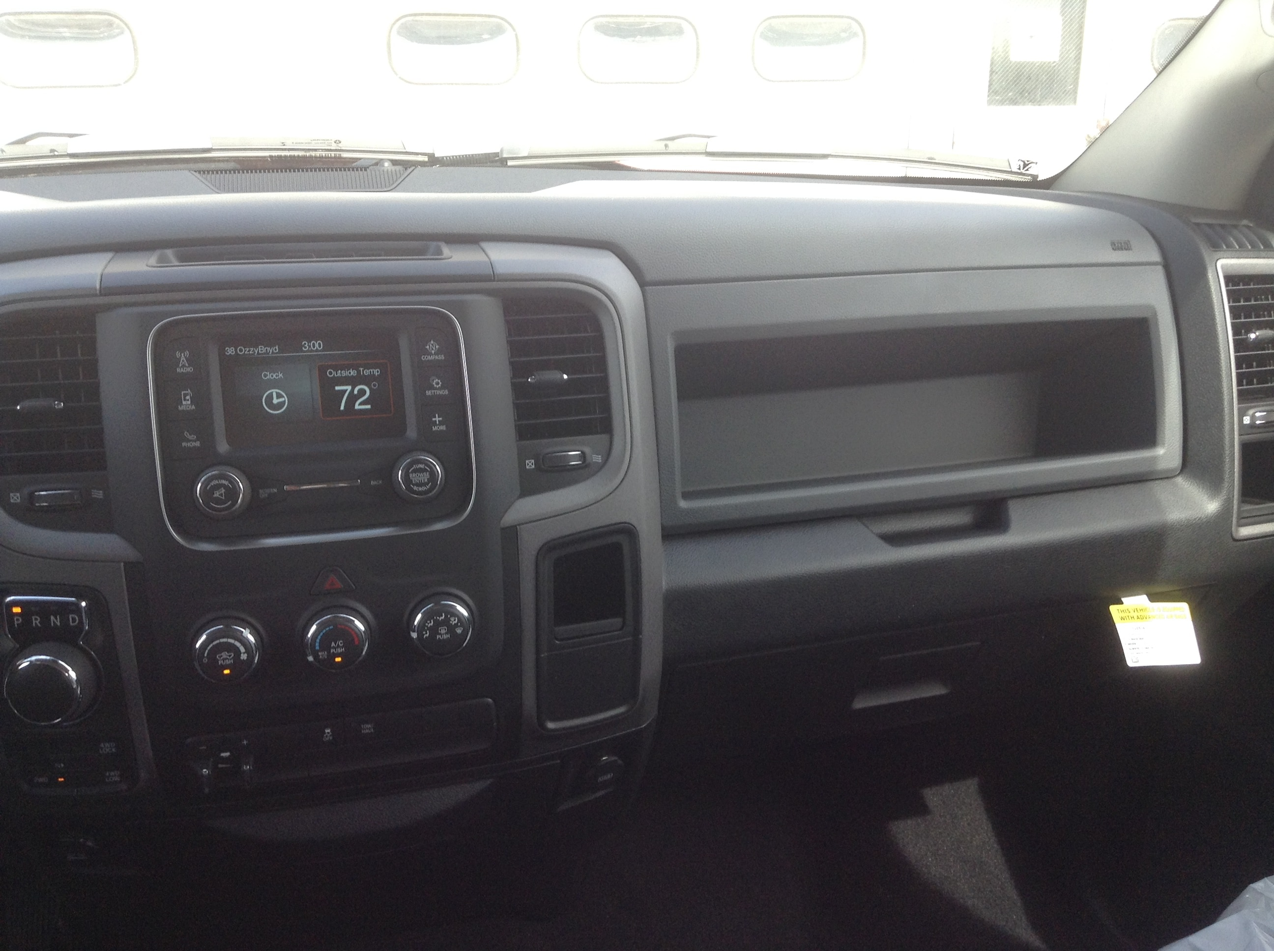 2017 Ram 1500 Crew Cab 4x4 Pickup #TK4917 - photo 24