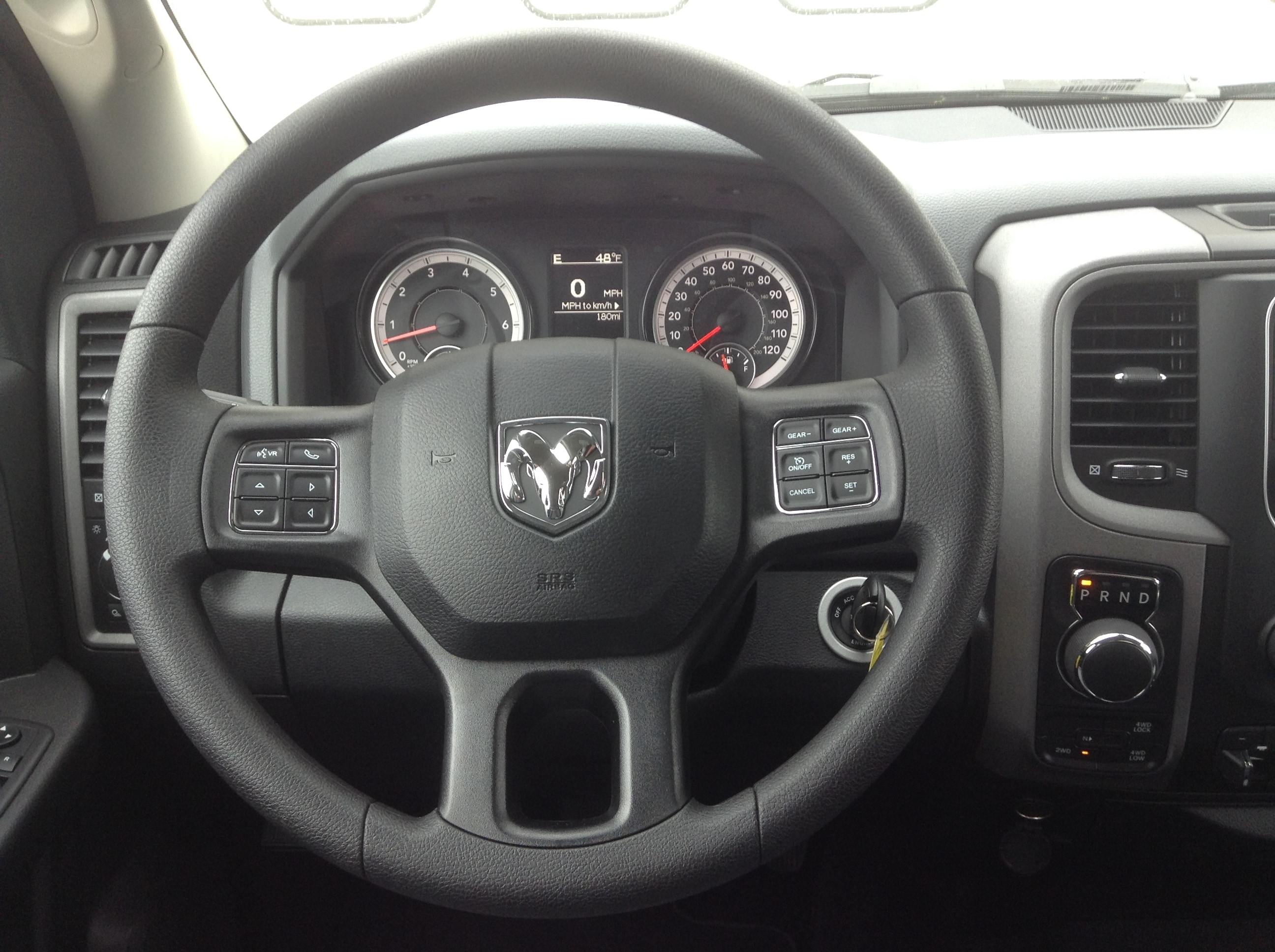 2017 Ram 1500 Crew Cab 4x4 Pickup #TK7317 - photo 20