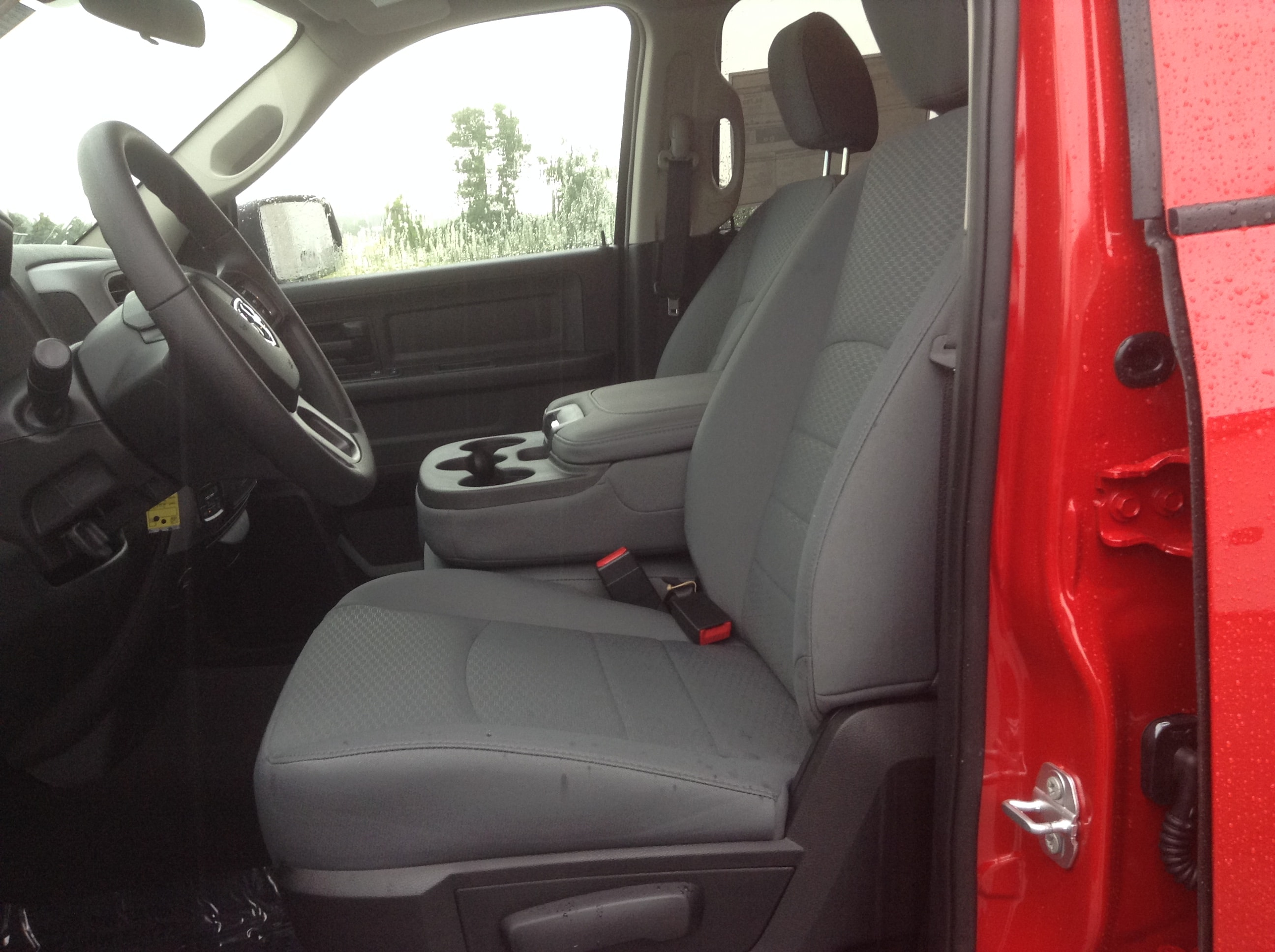 2017 Ram 1500 Quad Cab 4x4 Pickup #TK7517 - photo 16