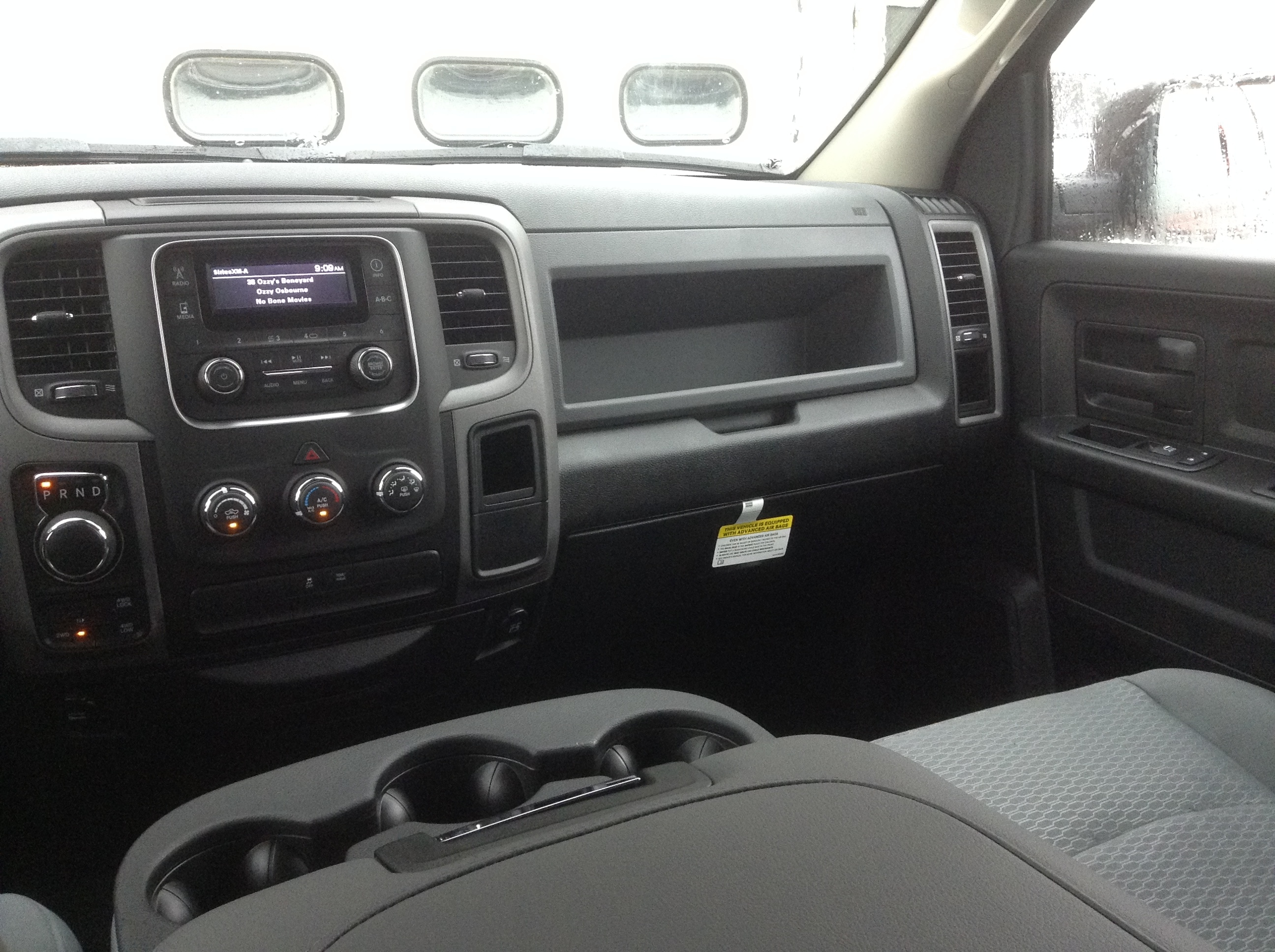 2017 Ram 1500 Quad Cab 4x4 Pickup #TK7517 - photo 23